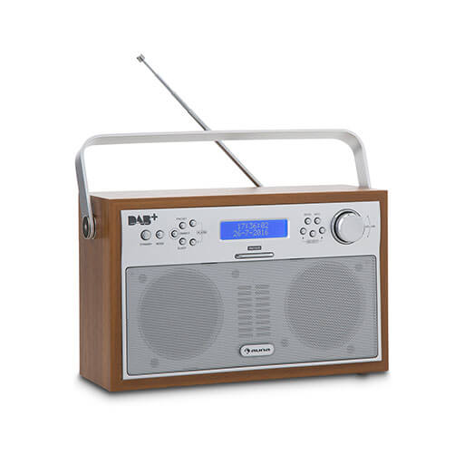 Auna Accord digital radio portable